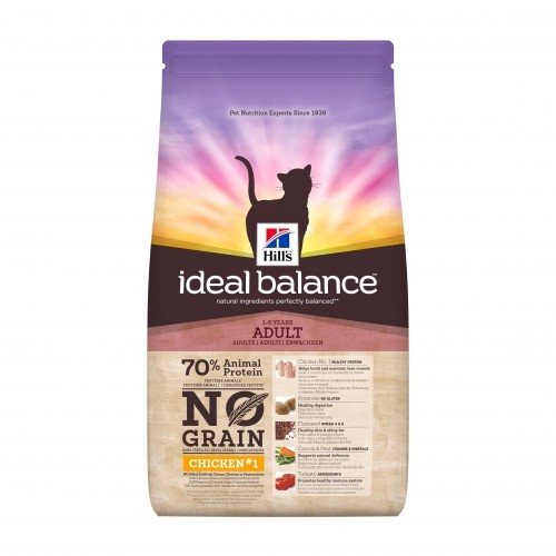 Alimentation pour chat - HILL'S Ideal Balance No Grain pour chats