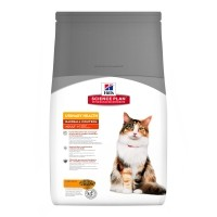Croquettes pour chat - HILL'S Science plan Feline Urinary & Hairball Adult