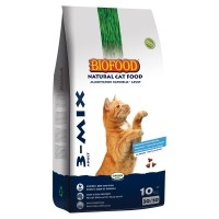 Croquettes pour chat - BIOFOOD 3-Mix