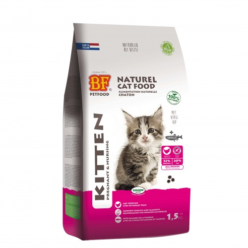 Alimentation pour chat - BIOFOOD pour chats