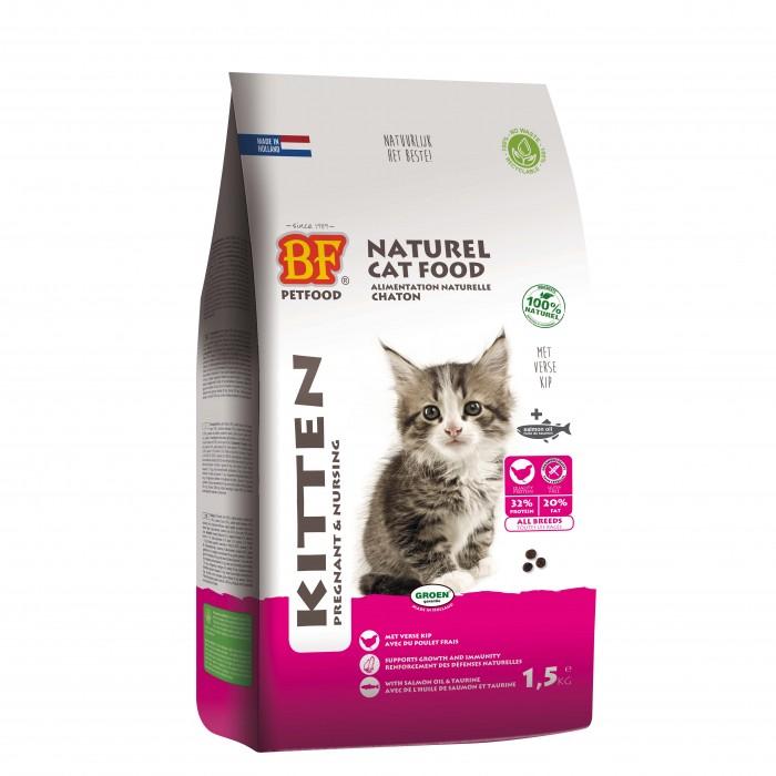 Alimentation pour chat - BIOFOOD Kitten pour chats
