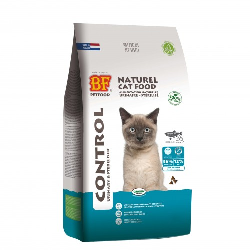 Croquettes pour chat - BIOFOOD Control