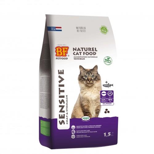 Croquettes pour chat - BIOFOOD Sensitive