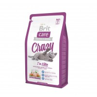 Croquettes pour chat - Brit Care Crazy I'm Kitten