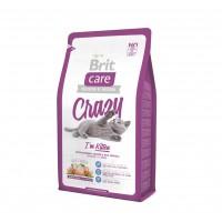 Croquettes pour chat - Brit Care Crazy I'm Kitten
