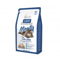 Croquettes pour chat - Brit Care Monty I'm living Indoor