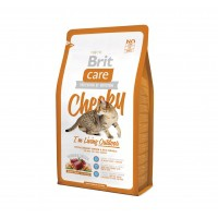 Croquettes pour chat - Brit Care Cheeky I'm living Outdoor