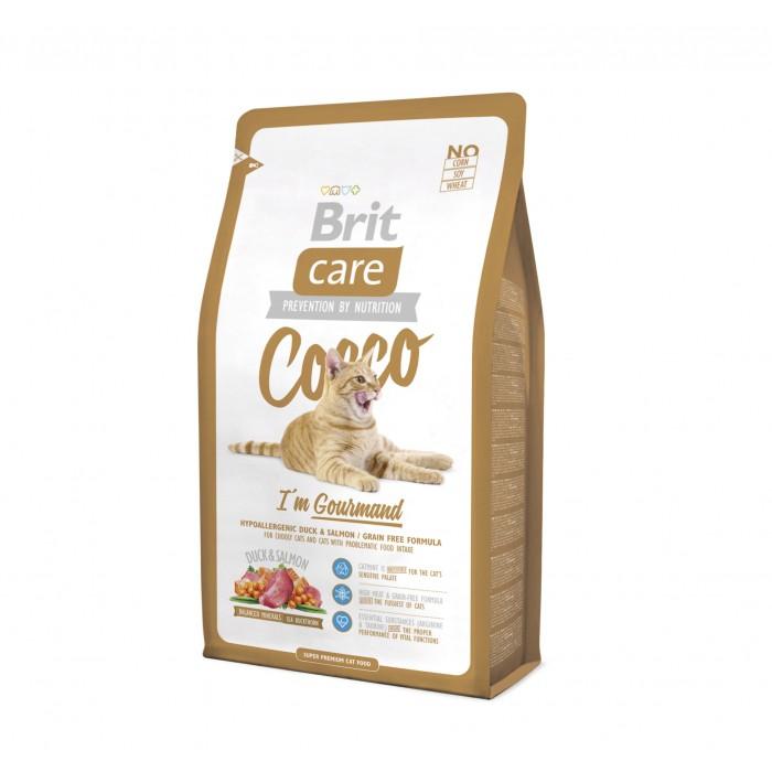 Alimentation pour chat - Brit Care Cocco I'm Gourmand pour chats
