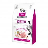 Croquettes pour chaton - Brit Care Kitten