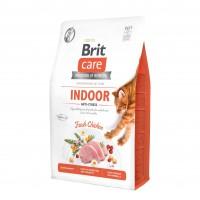Croquettes pour chat - Brit Care Indoor Anti-Stress Brit Care
