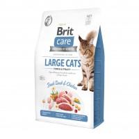 Croquettes pour chat - Brit Care Large Cats