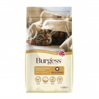Croquettes pour chat - Burgess Chat Adulte - Poulet et canard