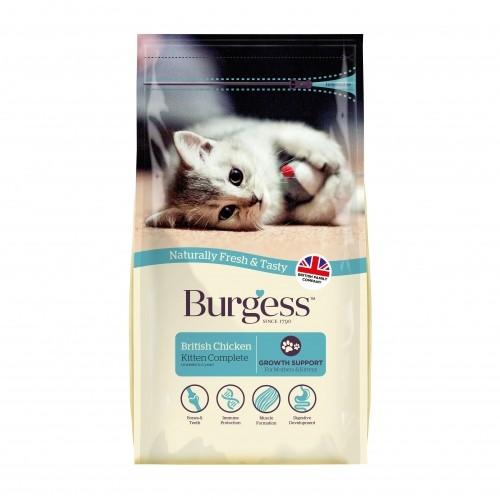 Alimentation pour chat - Burgess pour chats