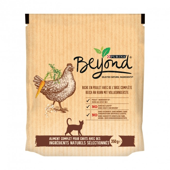 Alimentation pour chat - PURINA BEYOND Adulte pour chats