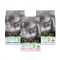 Croquettes pour chat - PURINA PROPLAN Sterilised - Multisaveurs