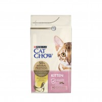 Croquettes pour chat - PURINA CAT CHOW Kitten