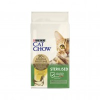 Croquettes pour chat - PURINA CAT CHOW Sterilised Sterilised