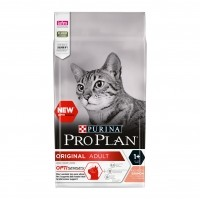 Croquettes pour chat - PURINA PROPLAN Original Adult OptiSenses Saumon