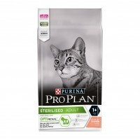 Croquettes pour chat - PURINA PROPLAN Sterilised Adult OptiRenal Saumon