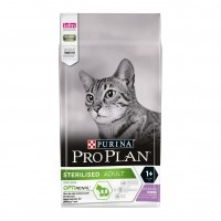 Croquettes pour chat - PURINA PROPLAN Sterilised Adult OptiRenal Dinde