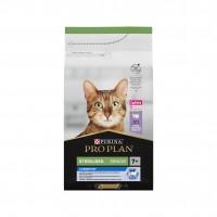 Croquettes pour chat - PURINA PROPLAN Sterilised Adult 7+ Longevis Dinde