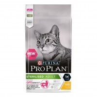 Croquettes pour chat - PURINA PROPLAN Sterilised Adult Optidigest Poulet