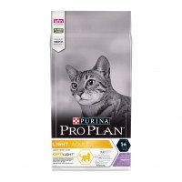 Croquettes pour chat - PURINA PROPLAN Light Adult OptiLight Dinde