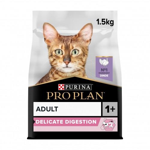 Alimentation pour chat - Proplan Delicate Adult OptiDigest pour chats