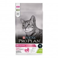 Croquettes pour chat - PURINA PROPLAN Delicate Adult OptiDigest Agneau