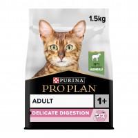 Croquettes pour chat - PURINA PROPLAN Delicate Agneau