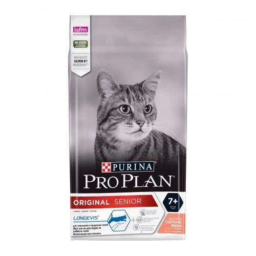 Alimentation pour chat - Proplan Original Senior 7+ Longevis pour chats