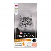 Croquettes pour chat - PURINA PROPLAN Elegant Adult OptiDerma Saumon