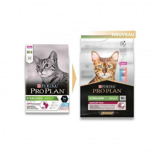 Alimentation pour chat - PURINA PROPLAN pour chats