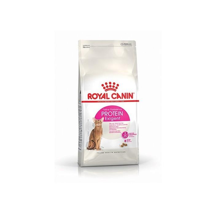 Royal canin croquettes pour chat protein exigent wanimo - Croquettes royal canin club cc sac de 20kg ...