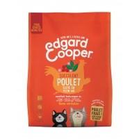 Croquettes pour chat - Edgard & Cooper, Succulent poulet pour chat Adulte Sans Céréales