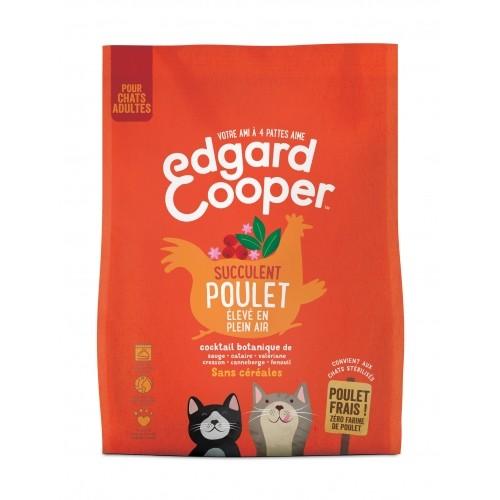 Alimentation pour chat - Edgard & Cooper, Succulent poulet pour chat pour chats