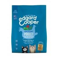 Croquettes pour chat - Edgard & Cooper, Appétissant poulet pour chat sénior Senior Sans Céréales