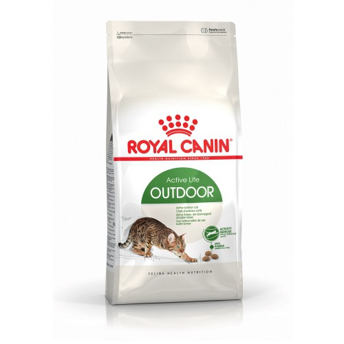 Croquettes pour chat - ROYAL CANIN Outdoor