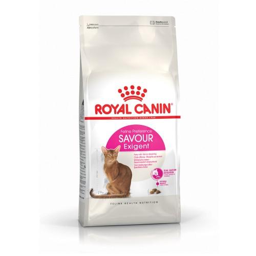 Alimentation pour chat - Royal Canin Savour Exigent pour chats