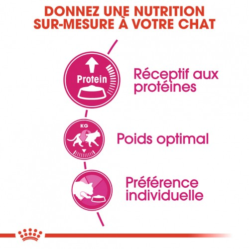 Alimentation pour chat - Royal Canin Protein Exigent pour chats