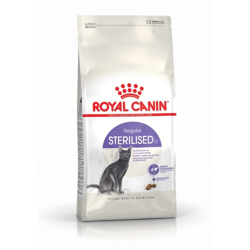 royal canin croquettes pour chat sterilised 37 wanimo. Black Bedroom Furniture Sets. Home Design Ideas