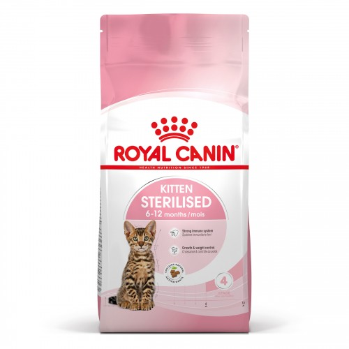 Sélection Made in France - ROYAL CANIN pour chats