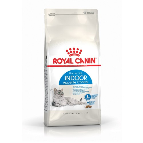 Croquettes pour chat - ROYAL CANIN Indoor Appetite Control