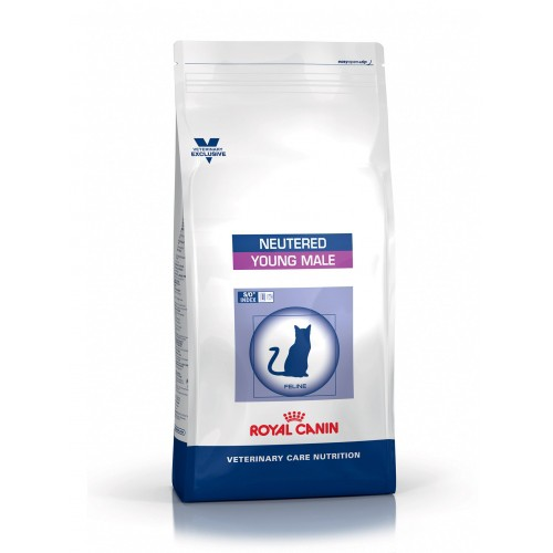 Alimentation pour chat - Royal Canin Vet Care Neutered Young Male pour chats