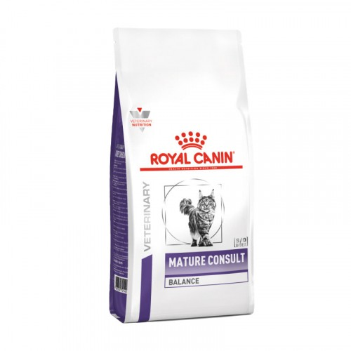 Alimentation pour chat - Royal Canin Vet Care Senior Consult Stage 1 Balance pour chats