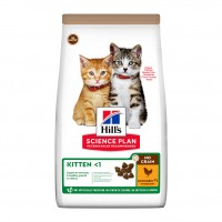 Croquettes pour chaton - Hill's Science Plan No Grain Kitten No Grain Kitten