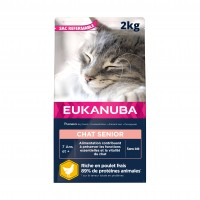 Croquettes pour chat - Eukanuba Adult 7+ Top Condition Senior