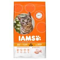 Croquettes pour chat - IAMS Adult au poulet