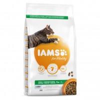 Croquettes pour chat - IAMS Vitality Adult au poisson IAMS
