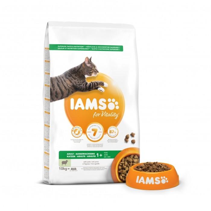 IAMS for Vitality Adult à l'agneau & poulet-Adult à l'agneau & poulet